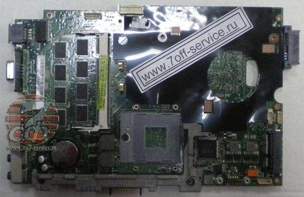 плата ноутбука Asus K50IJ